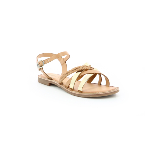Kickers ESTELLIE CAMEL GOLD