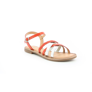 Kickers ESTELLIE ORANGE SILVER