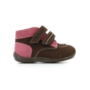 Kickers BONKRO MARRON ROSE