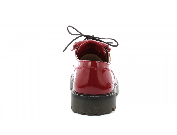 DECKLOW RED PATENT