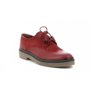 Kickers OXANYBY ROUGE FONCE