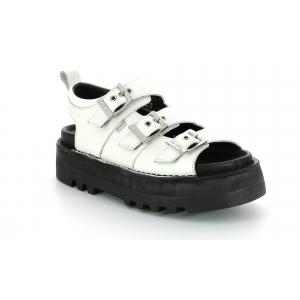 Kickers KNOX LO BUCKLE WHITE