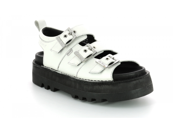 KNOX LO BUCKLE WHITE