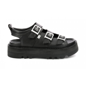 Kickers KNOX LO BUCKLE NOIR