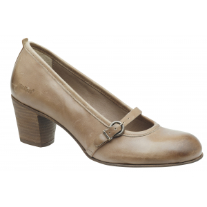 Kickers SPARKLY LIGHT BROWN
