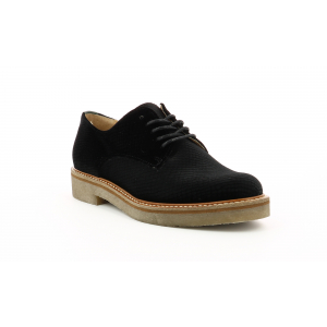 Kickers OXFORK BLACK VELVET