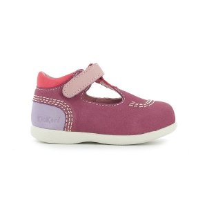Kickers BABYFRESH rosa scuro violetto chiaro