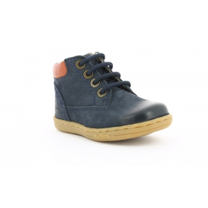 Kickers TACKLAND MARINE MARRON