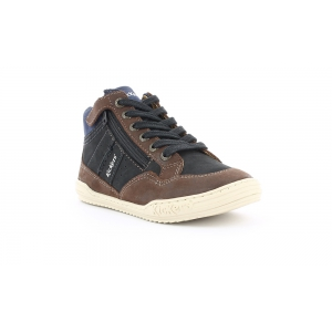 Kickers JUSTICIER BLACK