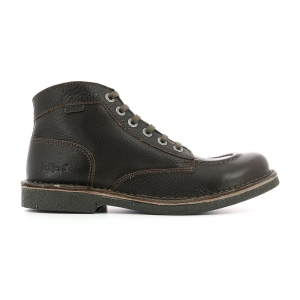 Kickers KICKSTONER DARK BROWN