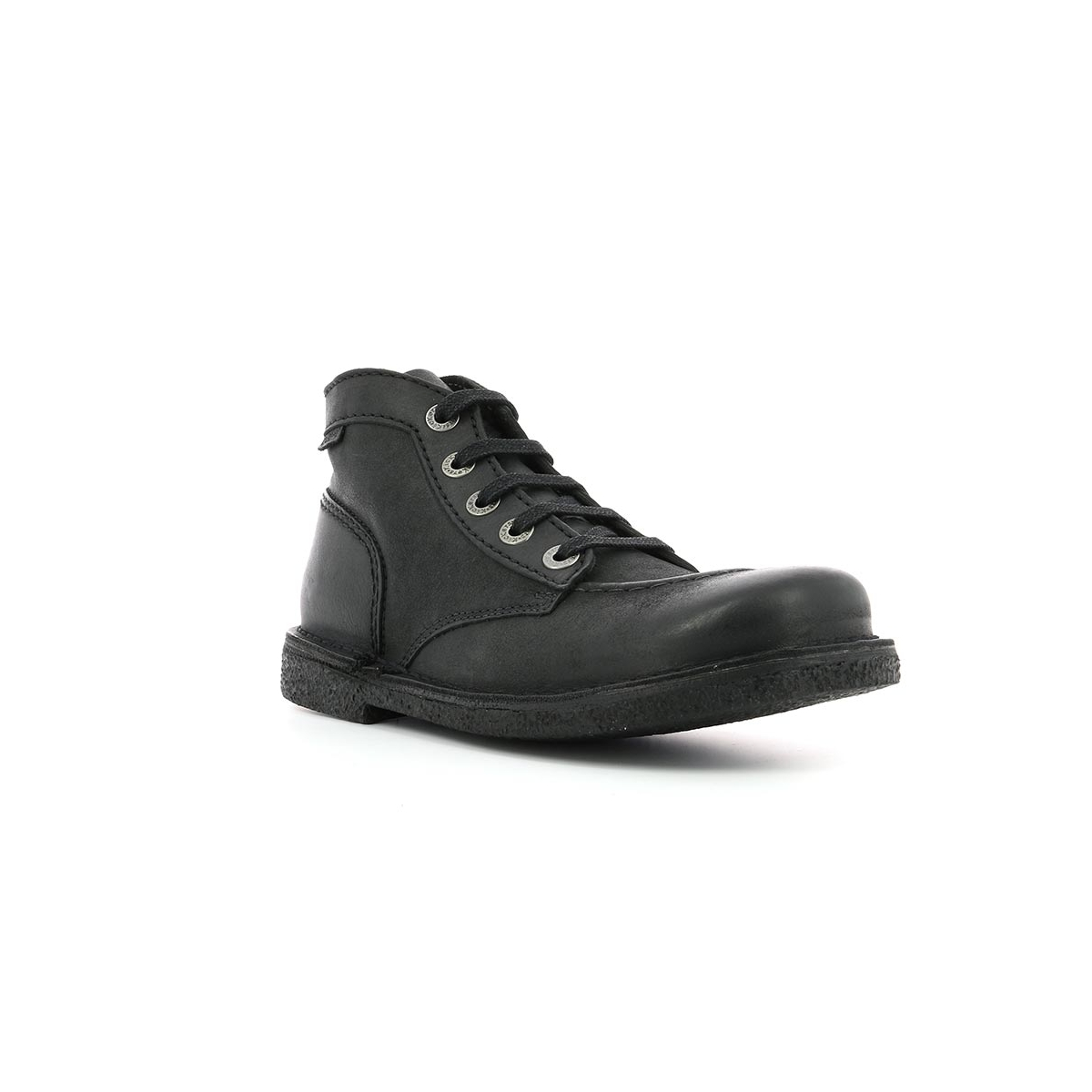 chaussures femme legendiknew noir kickers. Black Bedroom Furniture Sets. Home Design Ideas