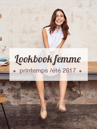 Lookbook Kickers femmes - printemps / été 2017