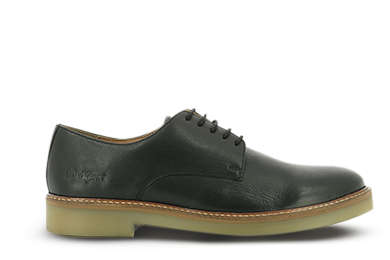 Oxfork Leather Derbies for men by Kickers