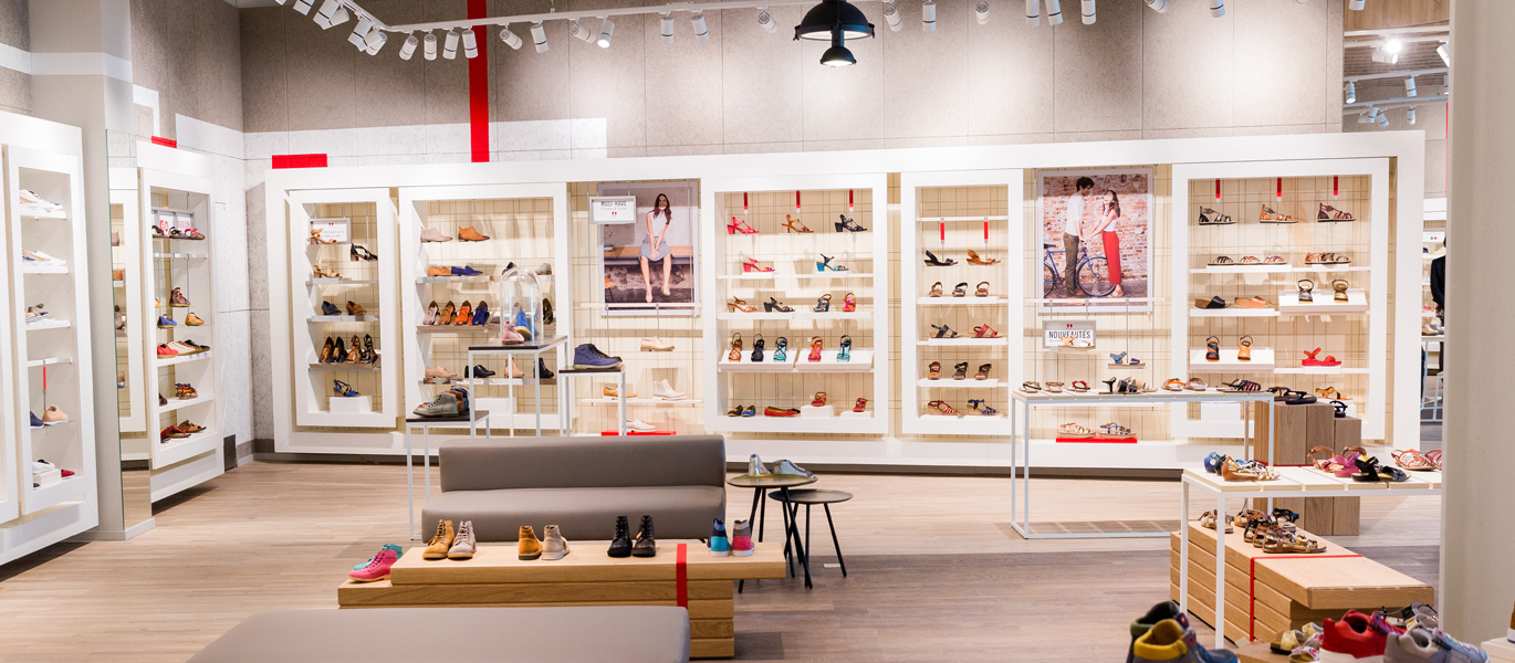 magasin concept Kickers