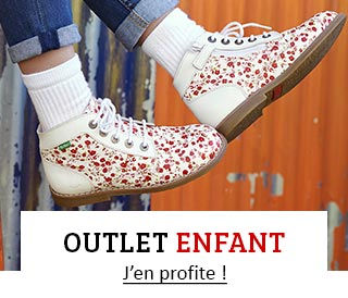 Outlet Kickers enfant