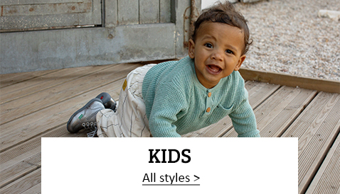 Kickers new collection for kids