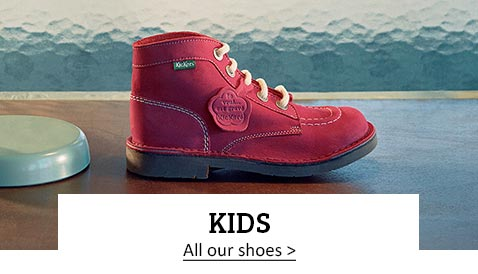 Kids Iconic Shoes