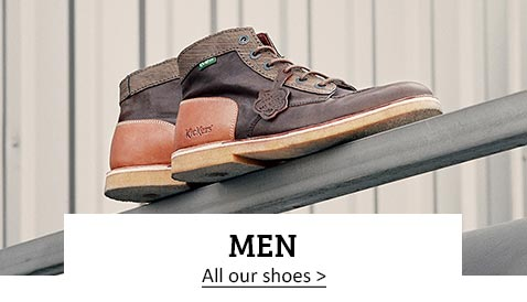 Men's Iconic Shoes