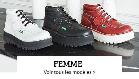 Chaussures femme Iconiques