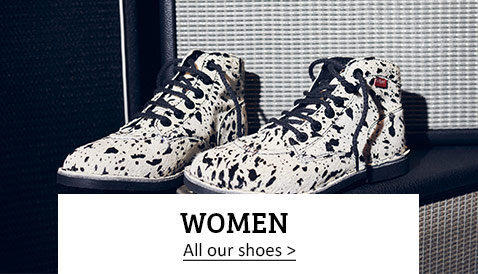 Women's Iconic Shoes