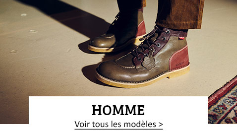 Chaussures homme Iconiques