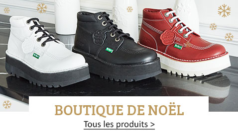 La Boutique de noël Kickers